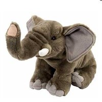 Plush Animal: Elephant
