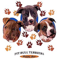 Pit Bull Terrier Shirts