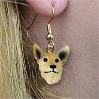Australian Cattle Dog Earrings