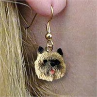8979 Jewelry   Earrings: Cairn Terrier