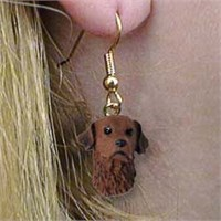 8981 Jewelry   Earrings: Chesapeake Bay Retriever