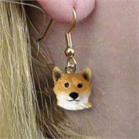 Shiba Inu Earrings Best Price