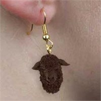 Black Sheep Earrings