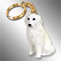 9190 Keychain: Great Pyrenees