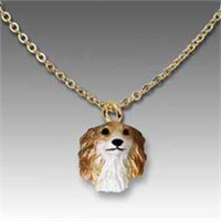 Borzoi Necklace