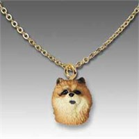 Chow Chow Necklace