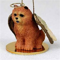 Chow Chow Christmas Ornament