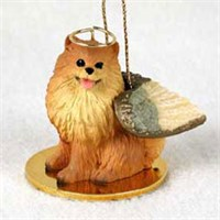 Pomeranian Ornament