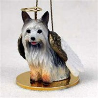 Silky Terrier Ornament