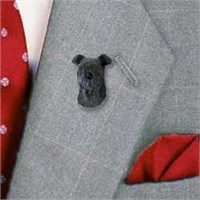 Kerry Blue Terrier Pin