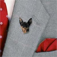 Miniature Pinscher Pin