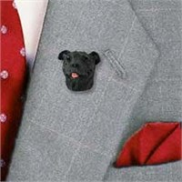 Staffordshire Bull Terrier Pin