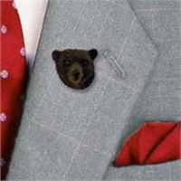 Black Bear Pin