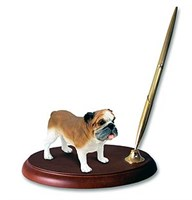 Bulldog Pen Holder