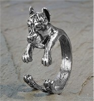 Pit Bull Adjustable Wrap Ring