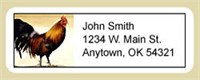 Chicken Address Labels