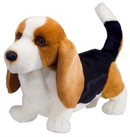 Harold the Basset Hound Plush Stuffed Animal 16""