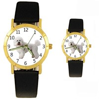 Bichon Frise Watch