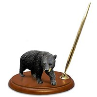 Black Bear Pen Holder