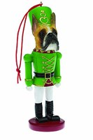 Boxer Christmas Ornament Nutcracker (Cropped)