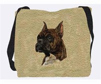 Boxer Tote Bag (Brindle)