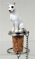 Bull Terrier Bottle Stopper