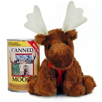 Canned Critter: Moose
