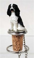 Cavalier King Charles Spaniel Bottle Stopper