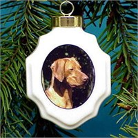 Vizsla Ornament