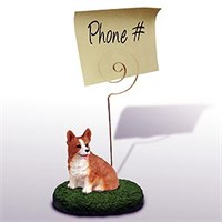 Corgi Note Holder (Pembroke)