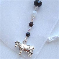Cow Bookmark