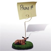 Cow Note Holder (Guernsey)