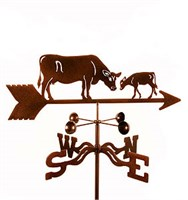 Cow Weathervane