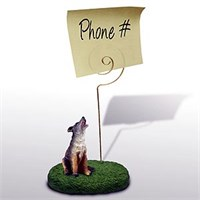 Coyote Note Holder