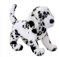 Winston the Dalmatian Plush Stuffed Animal 16""