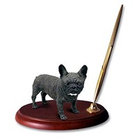 French Bulldog Pen Holder
