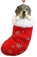 German Shorthaired Pointer Christmas Stocking Ornament