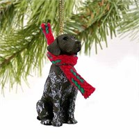 German Shorthaired Pointer Christmas Ornament