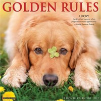 Golden Rules Calendar 2019