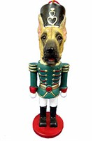 Great Dane Ornament Nutcracker