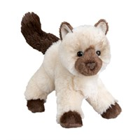 Himalayan Cat Stuffed Plush Animal