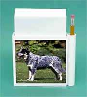 Australian Cattle Dog Hold-a-Note