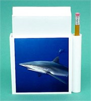 Shark Note Holder
