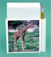 Giraffe Note Holder