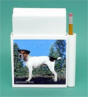 Jack Russell Terrier Hold-a-Note