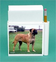 Bullmastiff Hold-a-Note