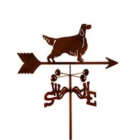 irish setter weathervane 14373 Irish Setter Weathervane