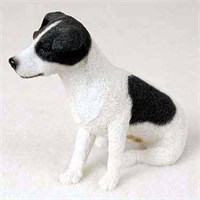 jack russell terrier figurine smooth bw 14690 Jack Russell Terrier Figurine Smooth BW