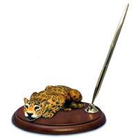 Jaguar Pen Holder