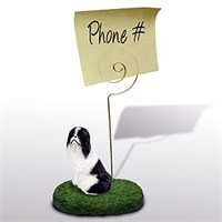 Japanese Chin Note Holder